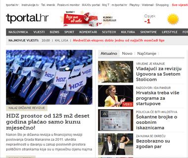 Vijesti sa tportal.hr u vezi Ina d.d.